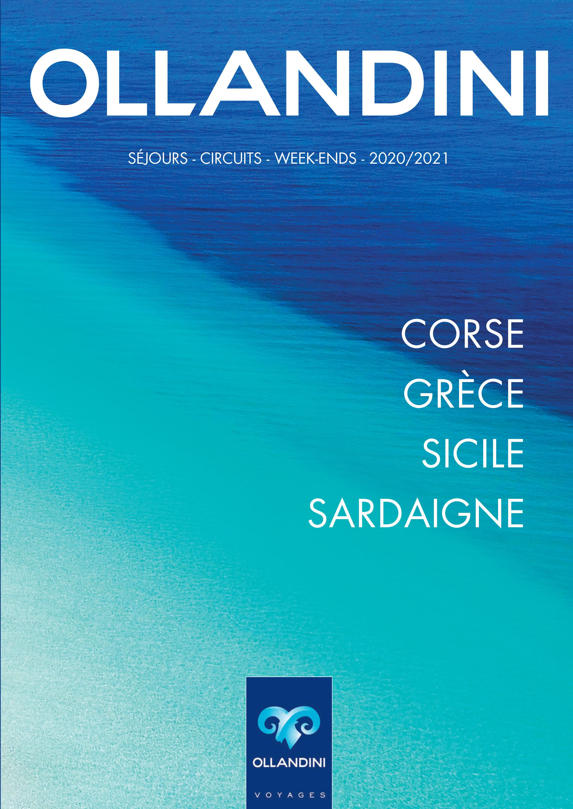 brochure Ollandini Voyages 2020/2021